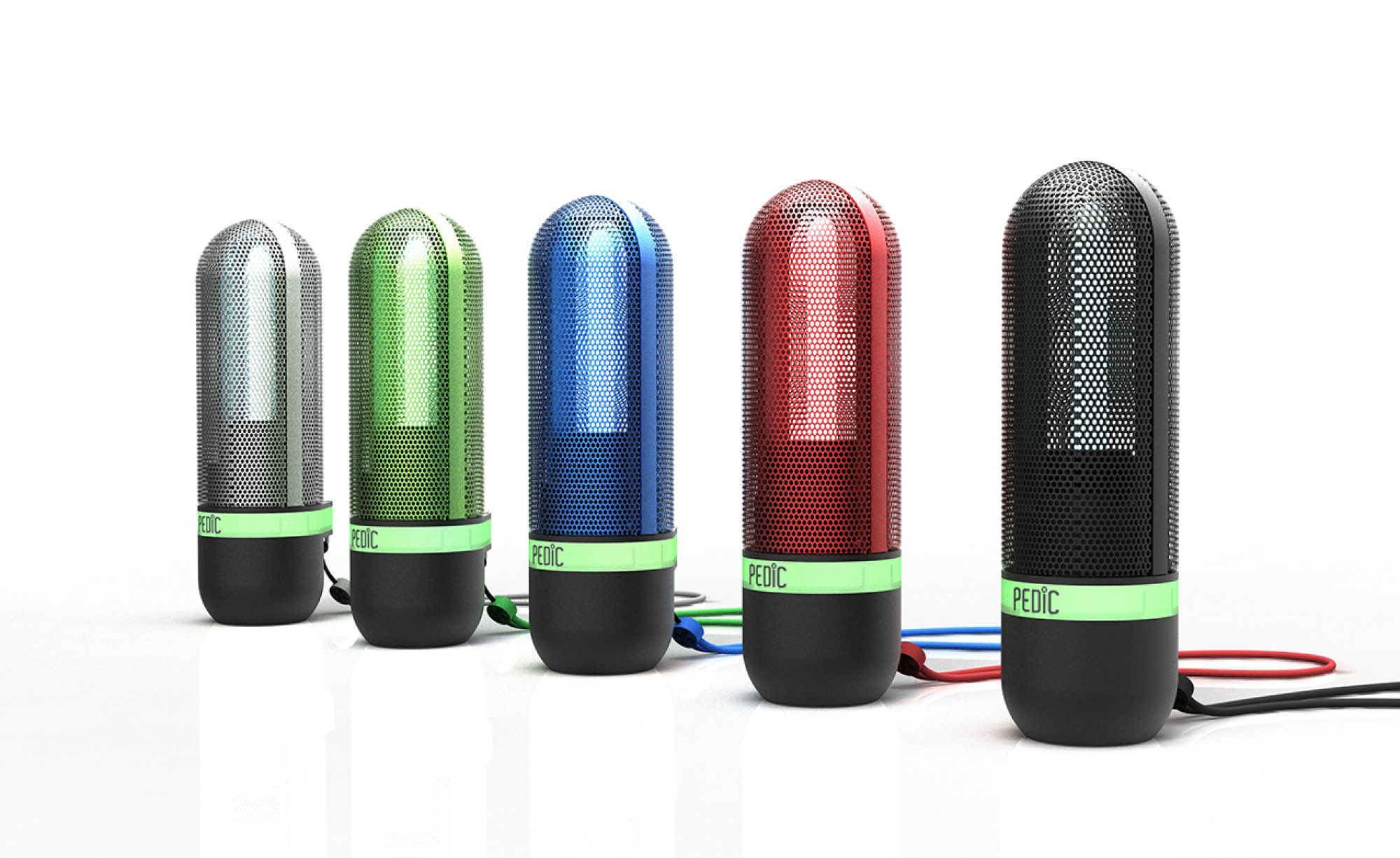 充電式UV除菌器<PEDIC>